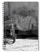 The Invisible's Spiral Notebook