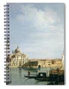 The Island Of San Giorgio Maggiore Spiral Notebook