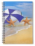The Island To Ourselves  Spiral Notebook