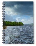 The Isle Of Inishfree...i Will Arise Spiral Notebook