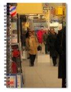 The Jackpot Is - Closeup Spiral Notebook