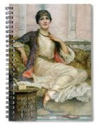 The Jade Necklace, 1908 Spiral Notebook