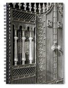 The Jain Gates  Spiral Notebook