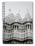 The Jain Towers Spiral Notebook