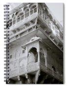 The Jaisalmer City Palace Spiral Notebook