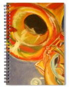 The Jazz Horn Spiral Notebook