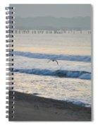 The Jersey Surf Spiral Notebook