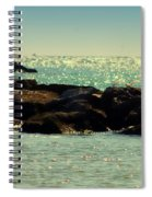 The Jetties Spiral Notebook