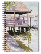The Jetty Cochin Spiral Notebook