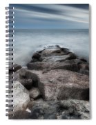The Jetty Square Spiral Notebook