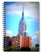 The Jewel Of New York Spiral Notebook