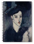 The Jewess Spiral Notebook