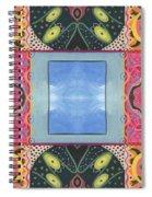 The Joy Of Design I X Arrangement Windows Spiral Notebook