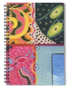 The Joy Of Design I X Spiral Notebook