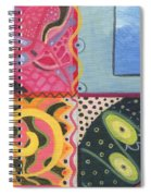 The Joy Of Design I X Part 3 Spiral Notebook