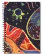 The Joy Of Design II Part Four Spiral Notebook