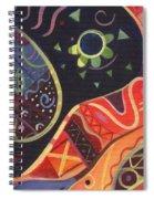 The Joy Of Design II Part Three Spiral Notebook