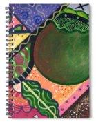 The Joy Of Design Vl Part 3 Spiral Notebook