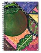 The Joy Of Design Vl Part 4 Spiral Notebook