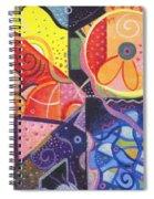 The Joy Of Design Vll Part 2 Spiral Notebook