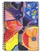 The Joy Of Design Vll Part 3 Spiral Notebook