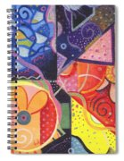 The Joy Of Design Vll Part 4 Spiral Notebook
