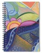 The Joy Of Design Vlll Spiral Notebook