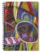 The Joy Of Design X Part 2 Spiral Notebook