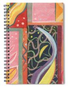 The Joy Of Design X V I Spiral Notebook