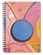 The Joy Of Design X V I I Spiral Notebook