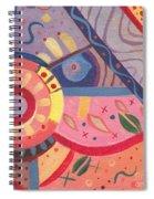 The Joy Of Design X V I I I Spiral Notebook