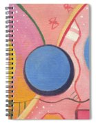 The Joy Of Design X V I I Part 2 Spiral Notebook
