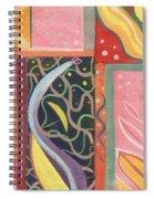 The Joy Of Design X V I Part 2 Spiral Notebook