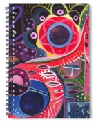 The Joy Of Design Xlll Part 2 Spiral Notebook