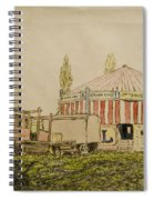 The Joy Wheel, Mitcham Spiral Notebook