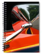 The Judge Spiral Notebook