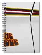 The Judge1969 Pontiac Gto  Spiral Notebook