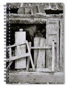 Urban Junk Spiral Notebook