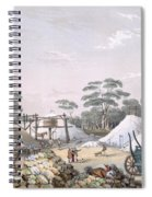 The Kapunda Copper Mine, From South Spiral Notebook