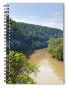 The Kentucky River Spiral Notebook