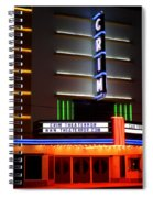 The Kilgore Crim Theater Spiral Notebook