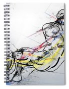 The King David  Spiral Notebook