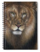 The King Grows Weary  Spiral Notebook