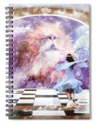 The Kings Court Spiral Notebook