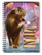 The Kings Kiss Spiral Notebook