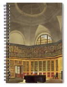 The Kings Library Spiral Notebook