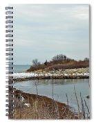 The Knob - Quissett - Cape Cod Spiral Notebook