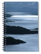 The Kyles Of Bute Spiral Notebook