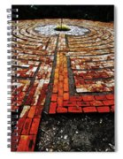 The Labyrinth Of St Luke's  Spiral Notebook