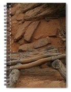 The Ladder Down Into Sapupu Canyon Spiral Notebook